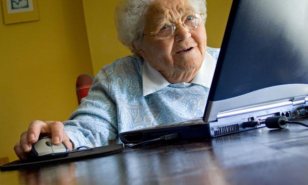 Granny Computer 80