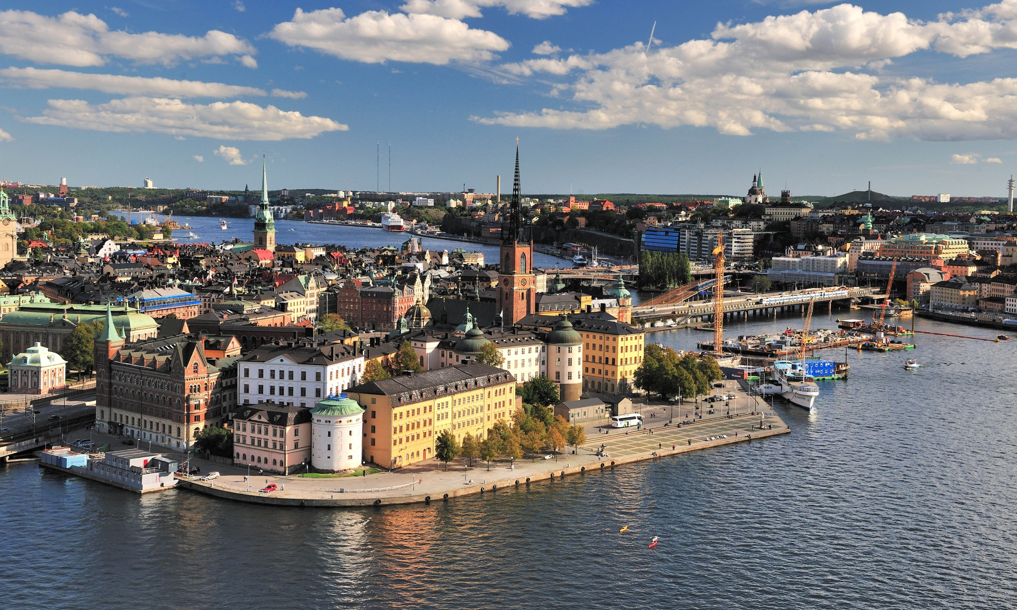 Travel To Stockholm From Uk