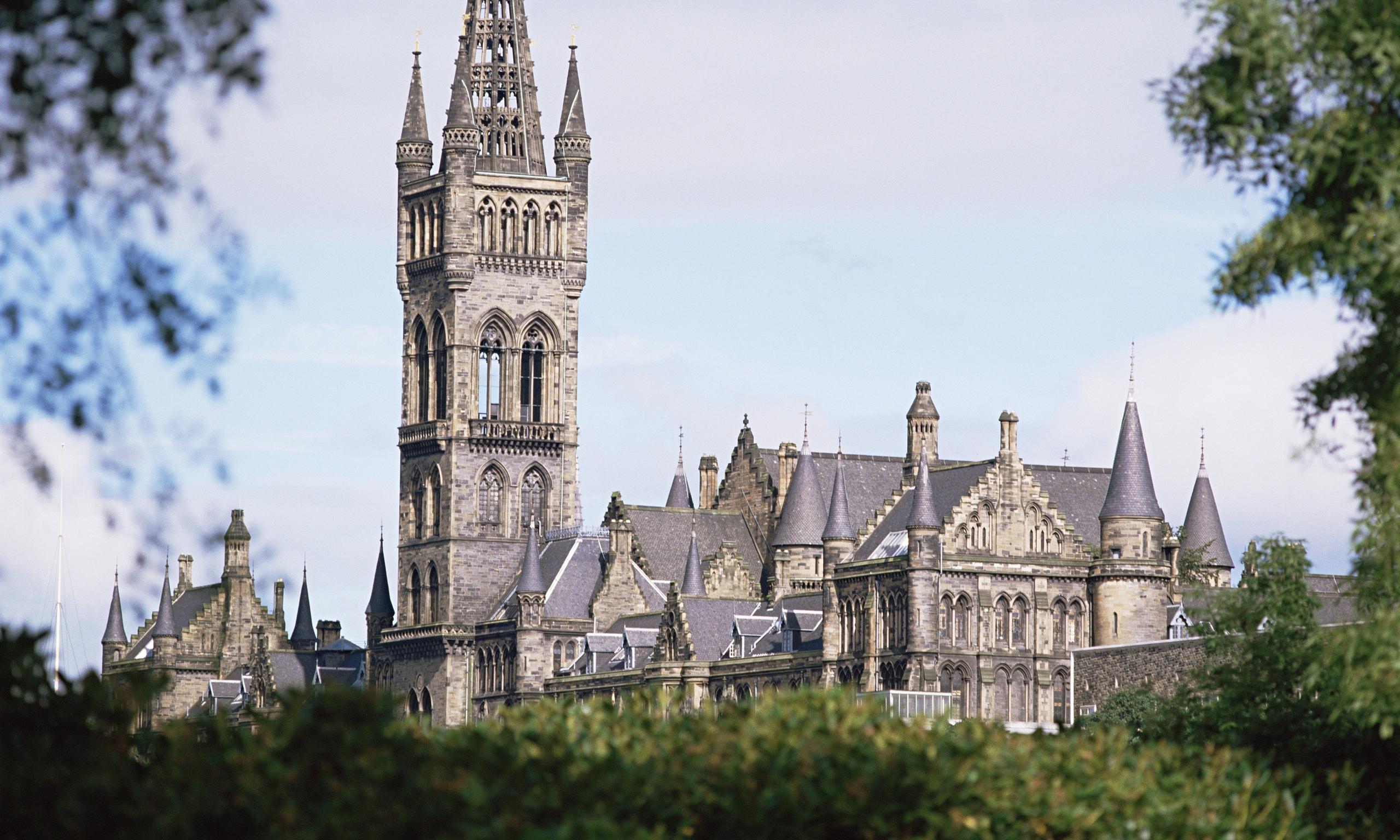 Glasgow University's vacuous posturing   @guardianletters ...