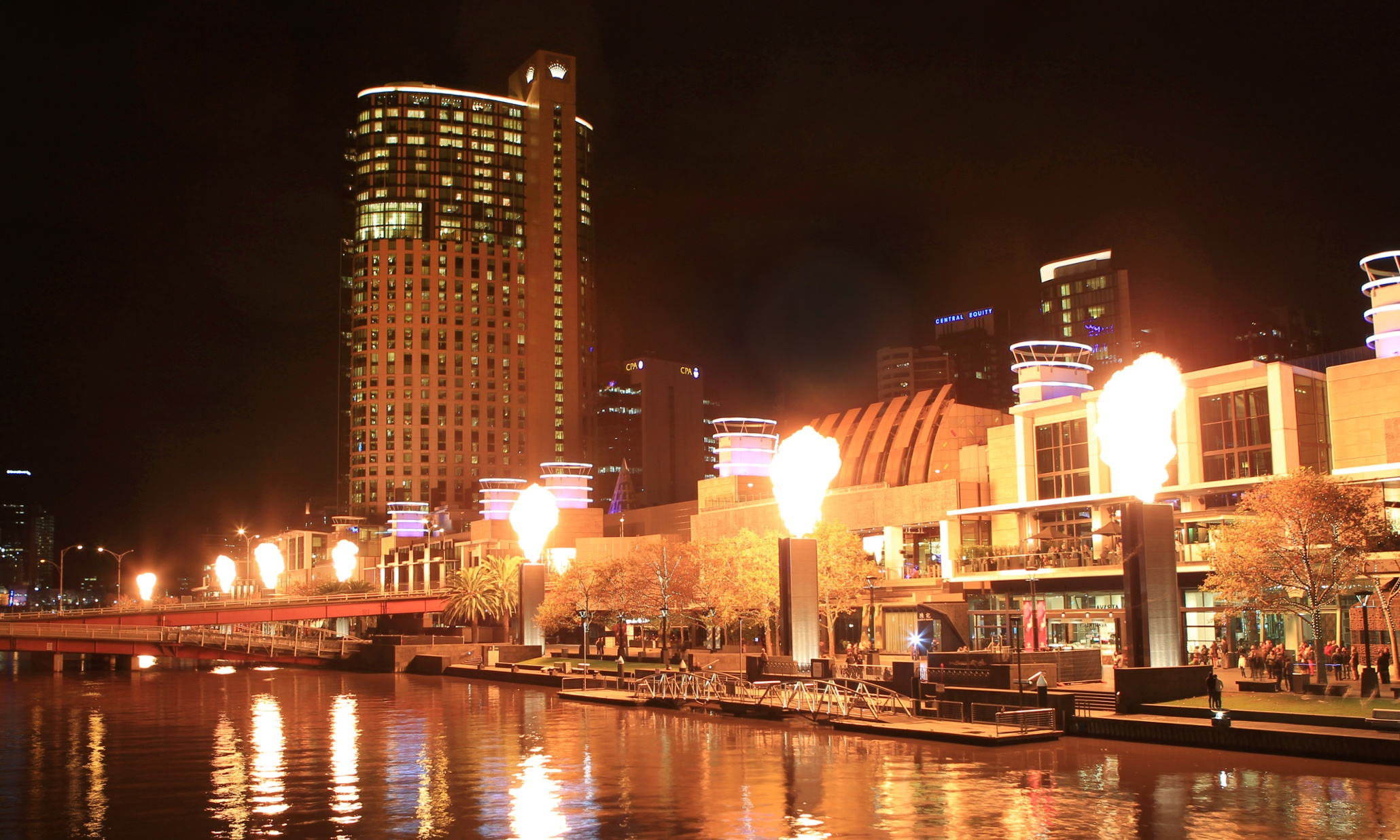 Accommodation Close To Crown Casino Melbourne