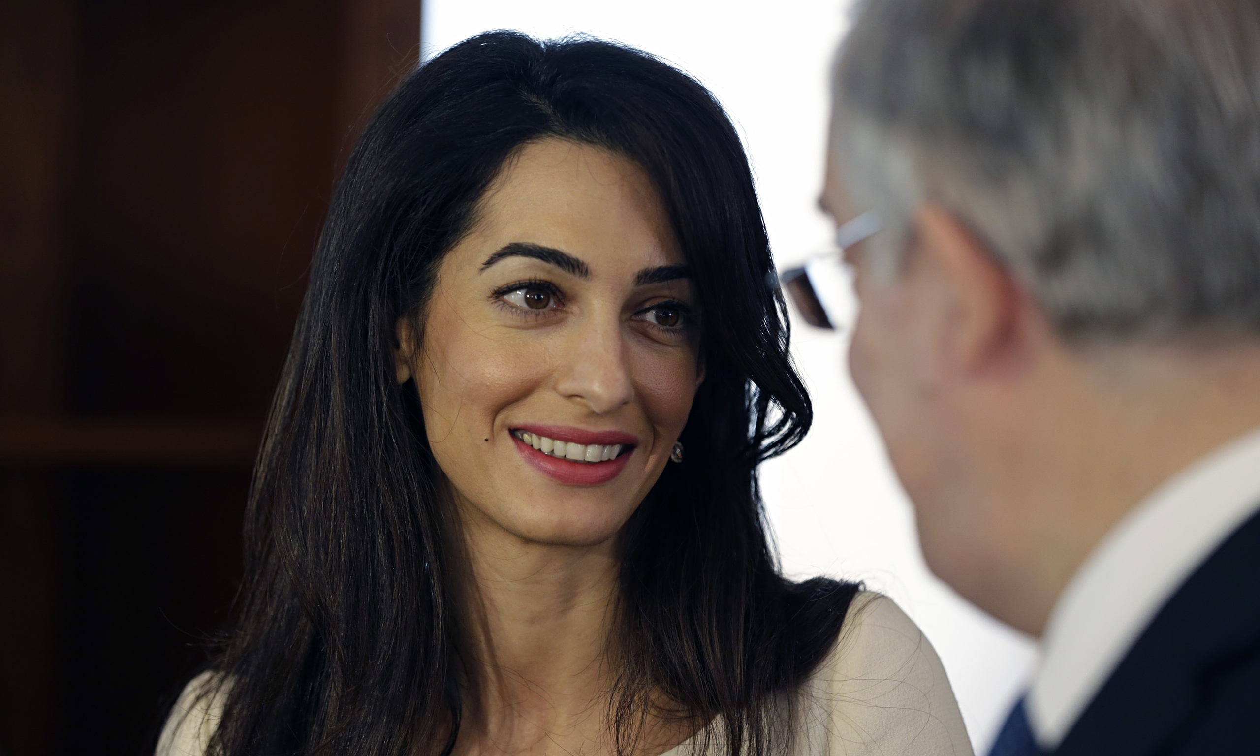 Amal Clooney advises Greece on return of Parthenon marbles ...