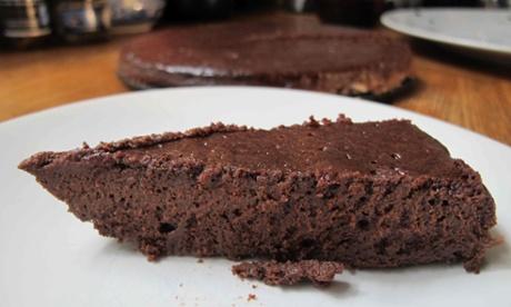 Zuni's flourless chocolate cake