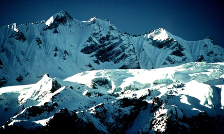 Annapurna mountain range 011