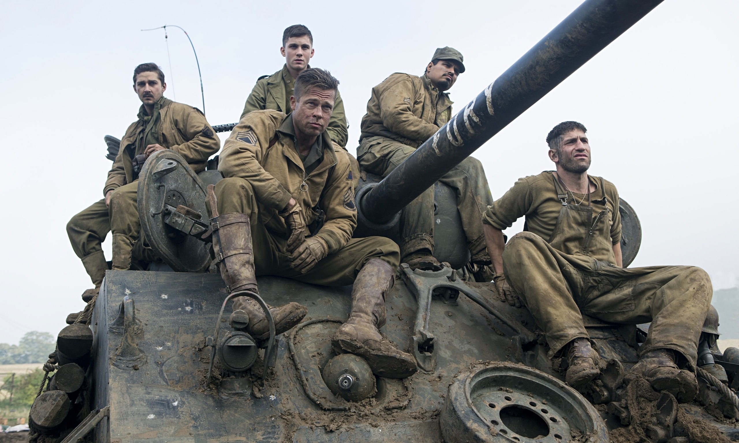 Images Of The Movie Fury: David Ayer: 'There's Something Maternal About The Tank In