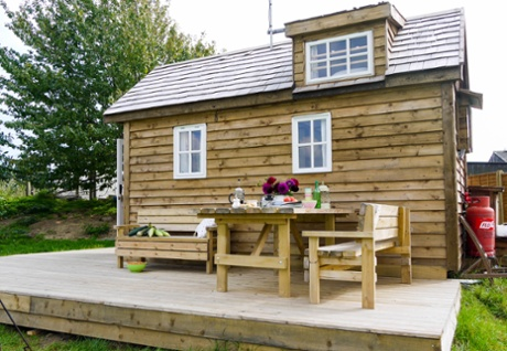 The Tiny House, East Sussex