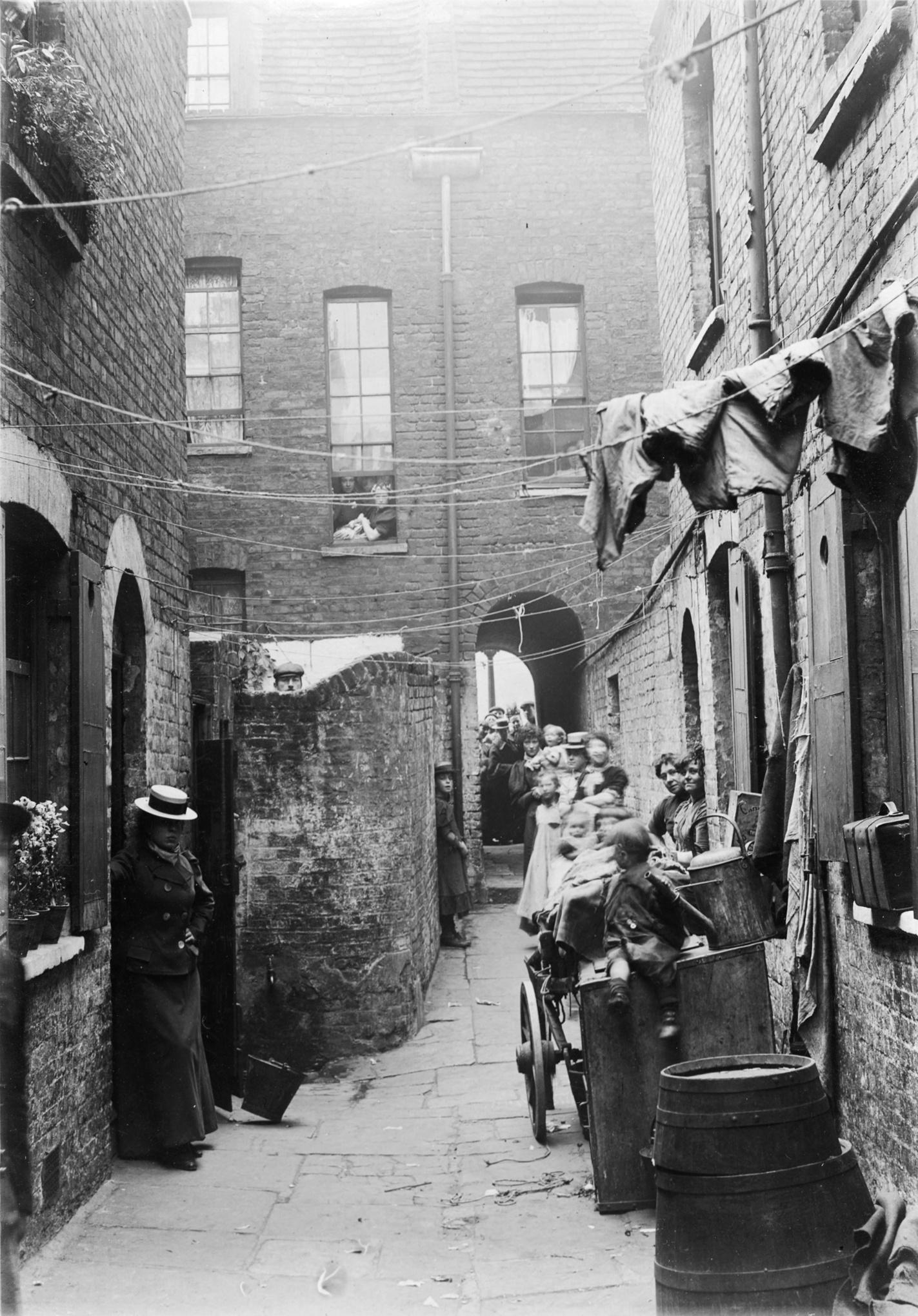 Spitalfields London: Spitalfields Nippers: London's Poorest Children In The
