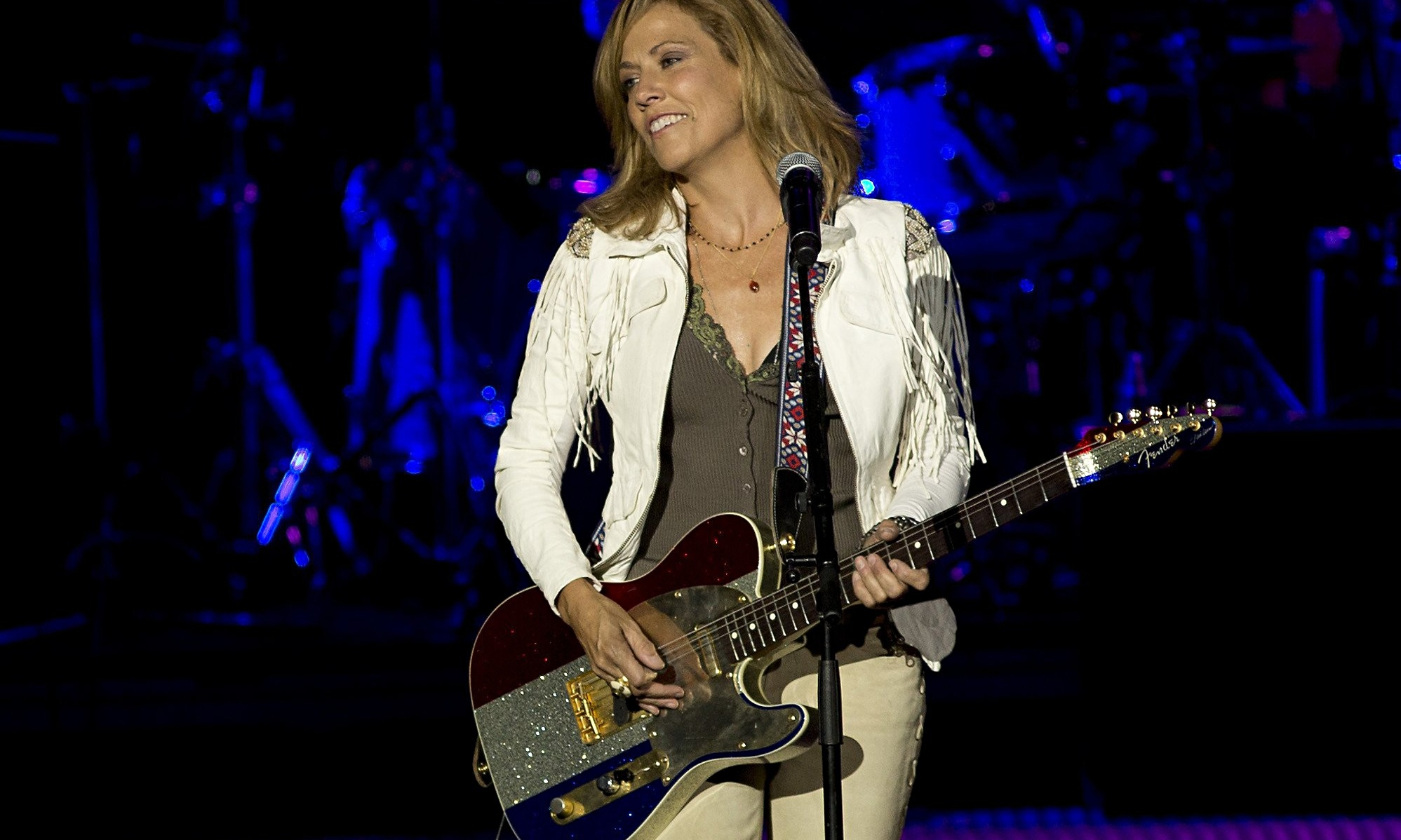 Sheryl crow light in your eyes