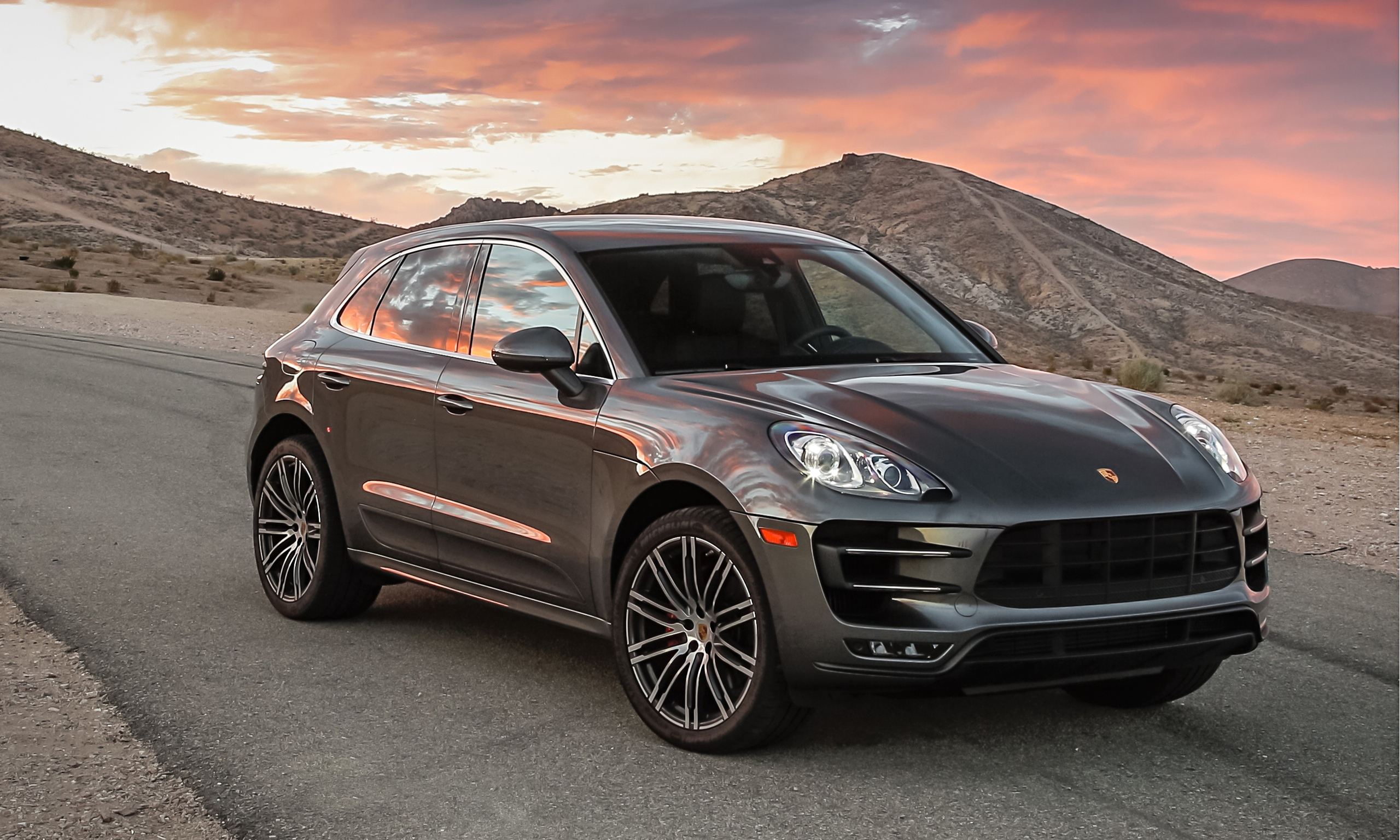 porsche macan car review martin love technology the guardian