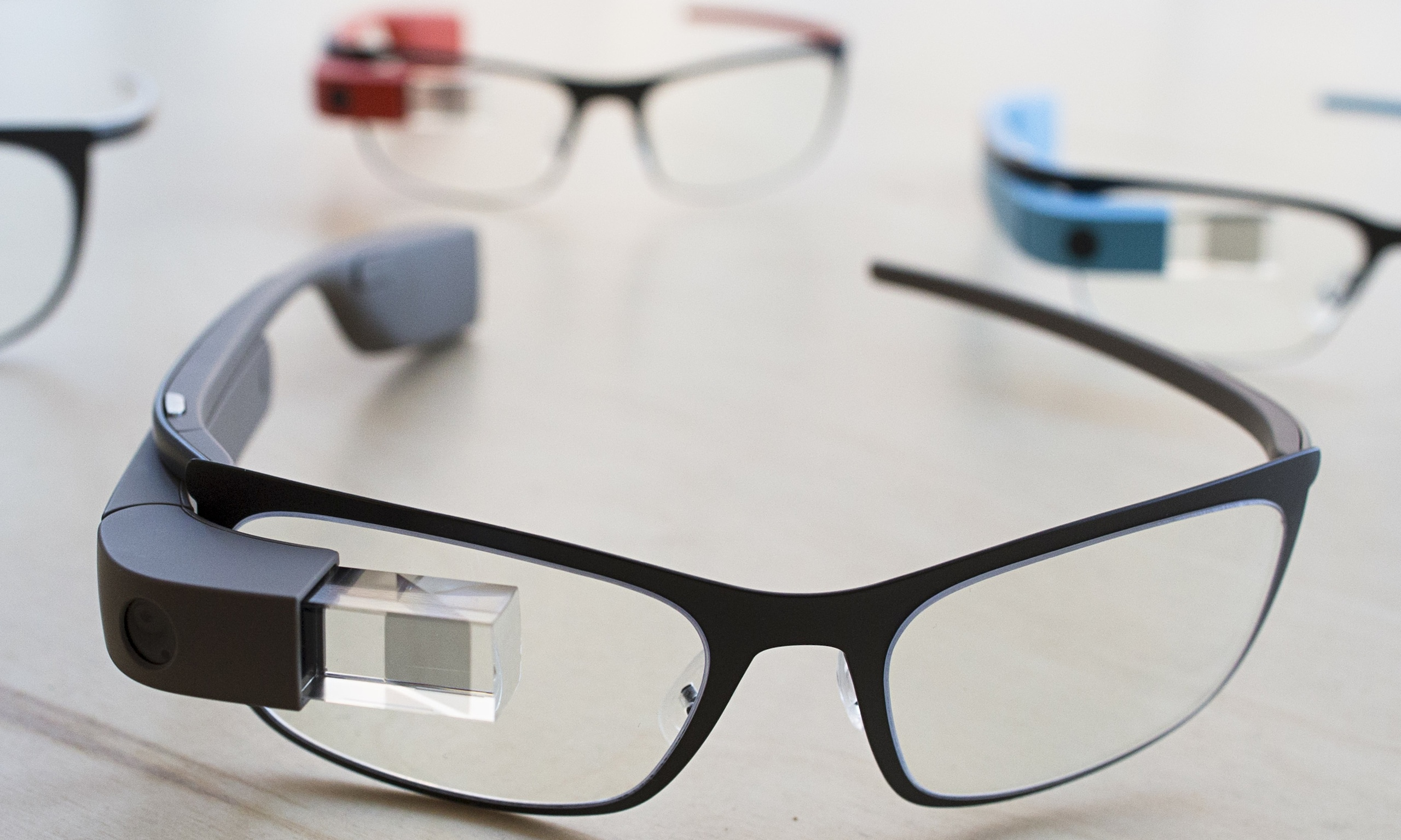 This is what happens when you go speed dating with Google Glass