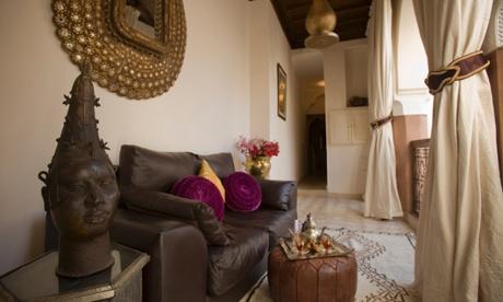 Dar Zamzam, Marrakech