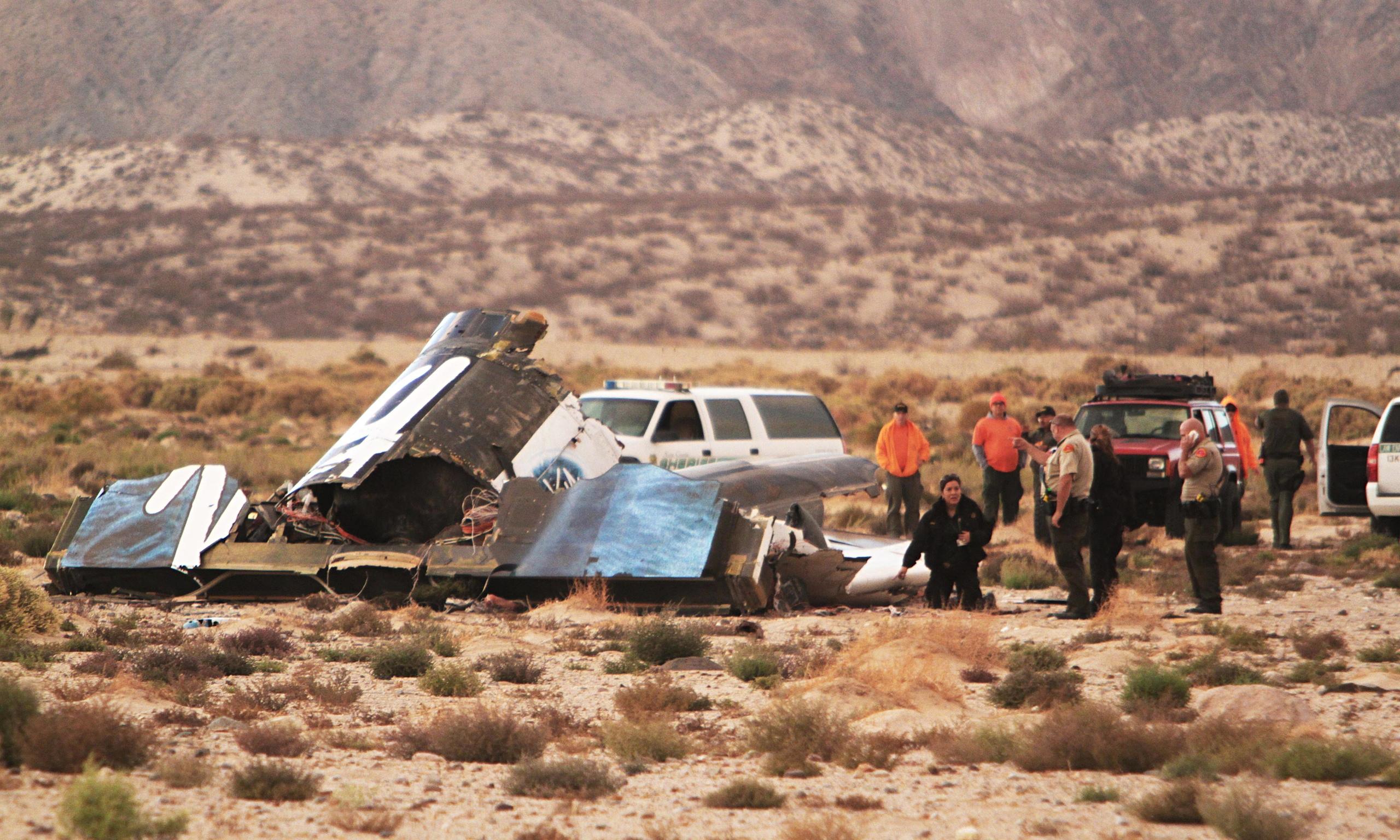 spacecraft crash - photo #3