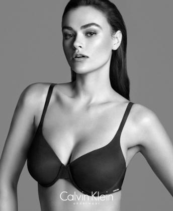 Myla Dalbesio Calvin Klein campaign