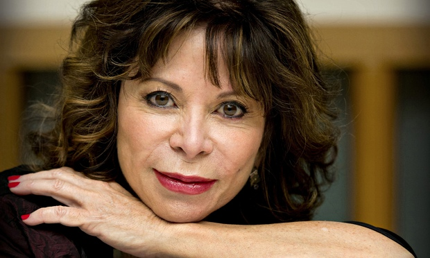 isabel allende and willie gordon relationship advice