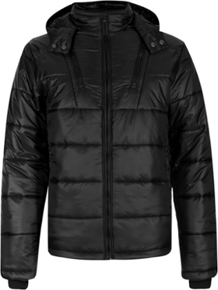 M&S Collection hooded jacket.