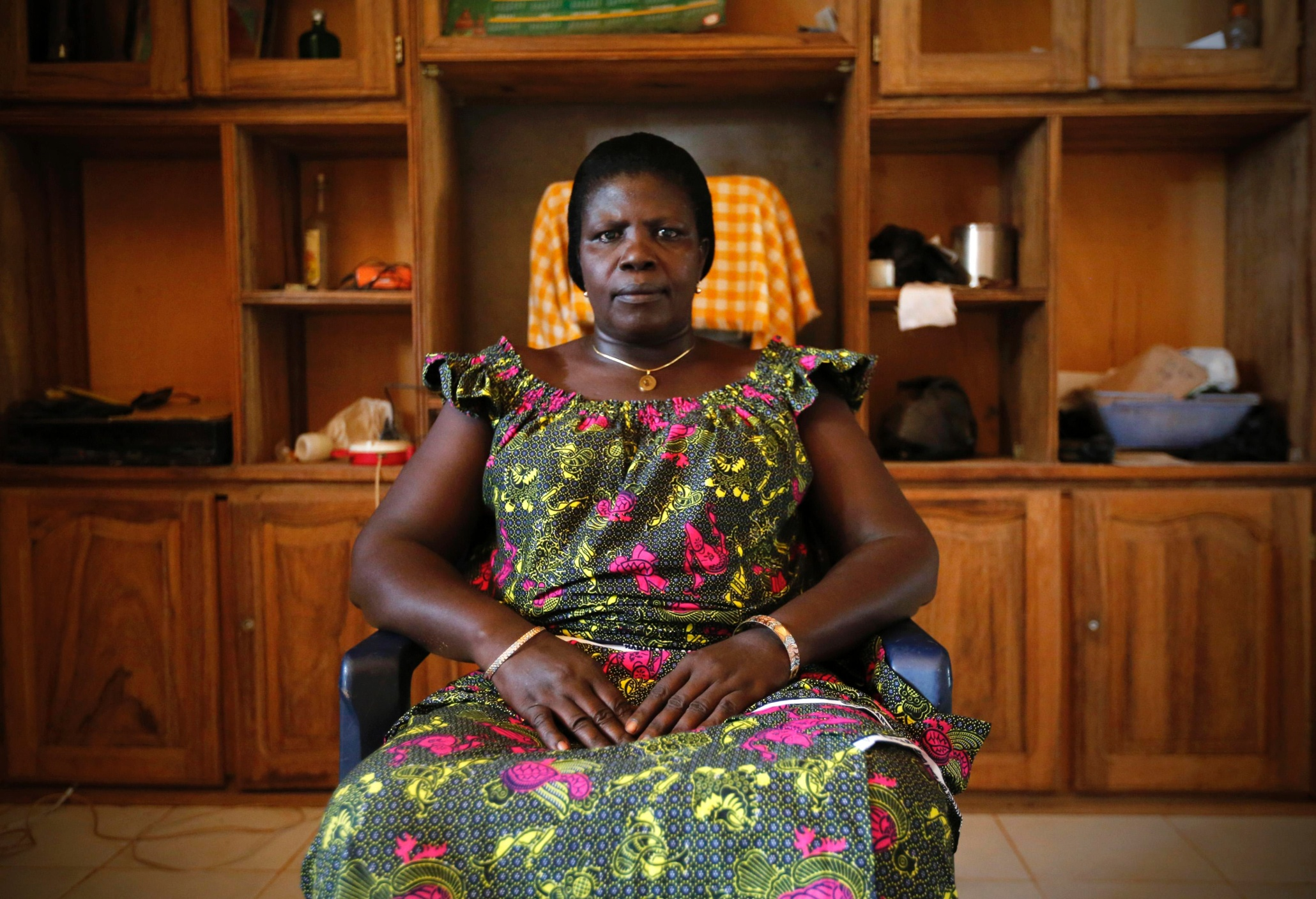 Ivory coast woman