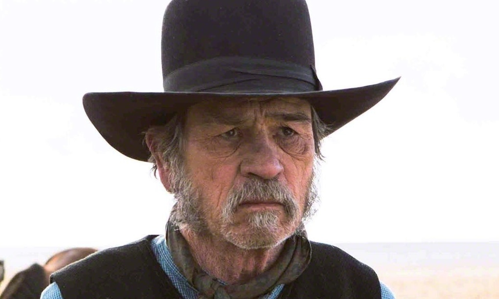 Tommy Lee Jones: the modern-day face of the western | Film ...