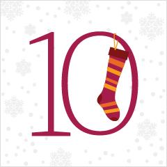 6 - 10 Days Of Christmas