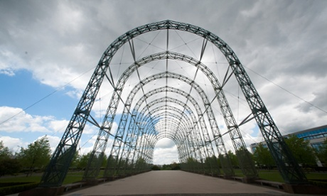 Wind Tunnel Project at Farnborough.