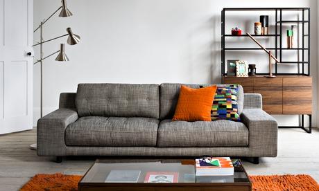 Competition win a habitat hendricks sofa life and style for Hendricks furniture