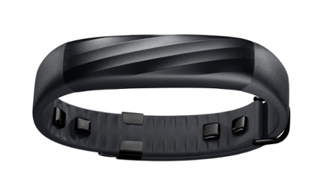 Jawbone UP3, a multi-sensor activity tracker that provides in-depth information about your health and fitness.