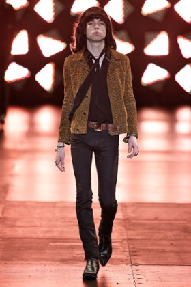 Next-season Saint Laurent