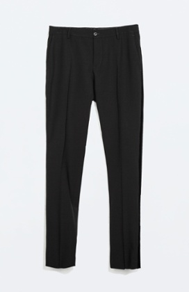 Zara tux trousers