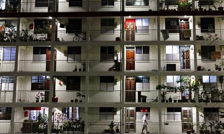 Cities: singapore 3, flat