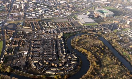 Cities: Glasgow 3, aerial