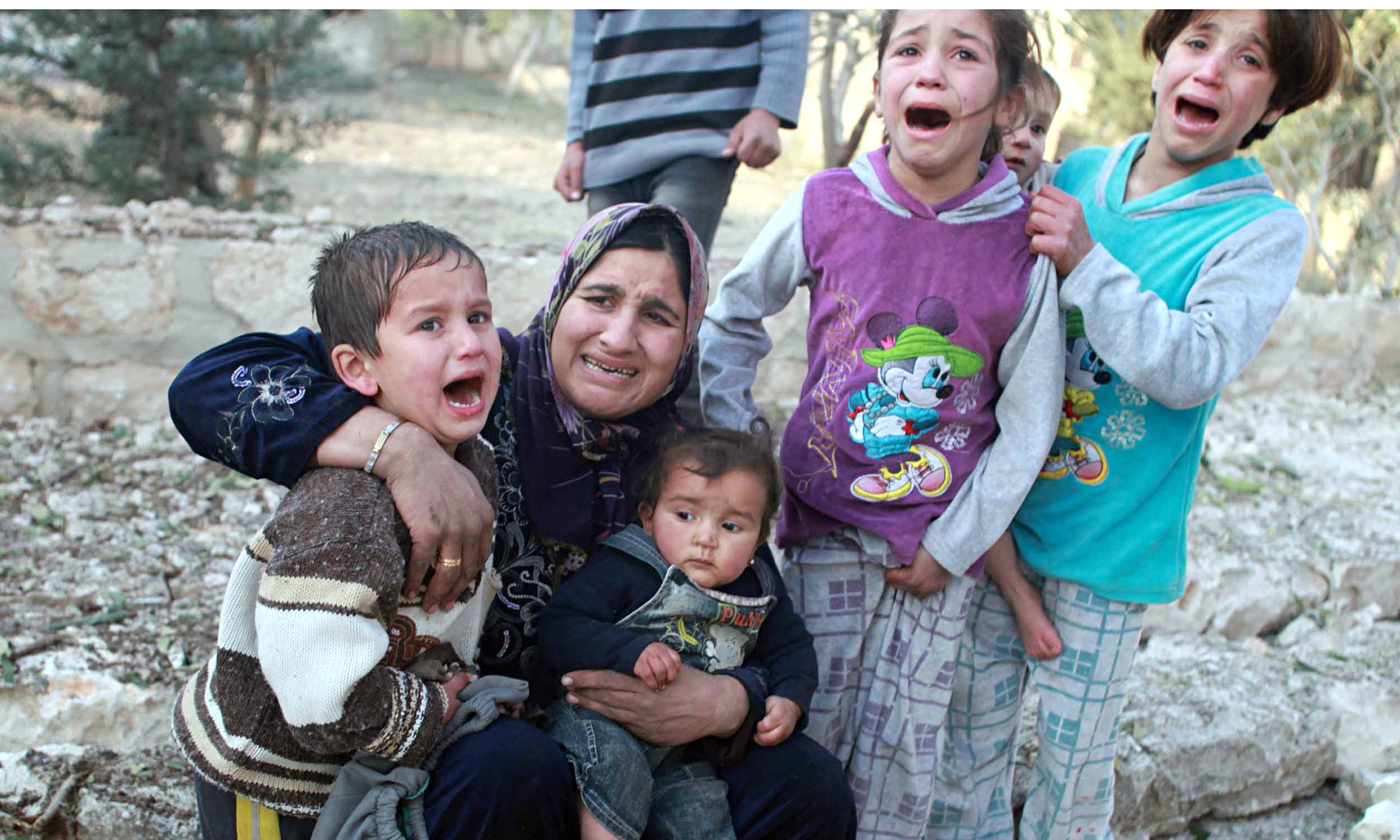 Syria children maimed and tortured by Assad forces, says ...