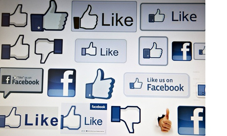 A new study has found that the majority of people who 'like' a Facebook page for a cause don't follo
