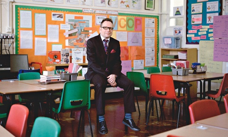 Primary schoolteacher Phil Brett