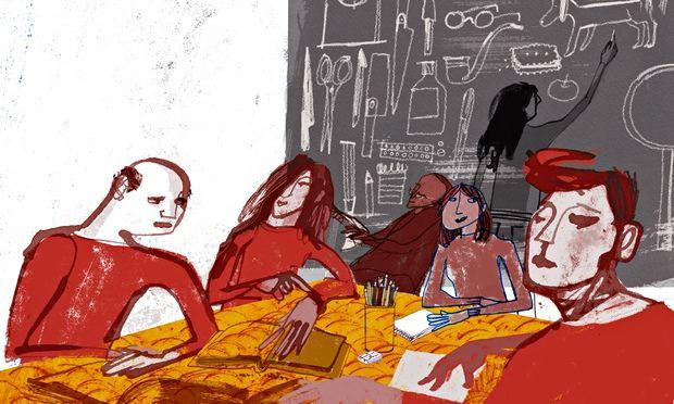 Hanif kureishi creative writing guardian