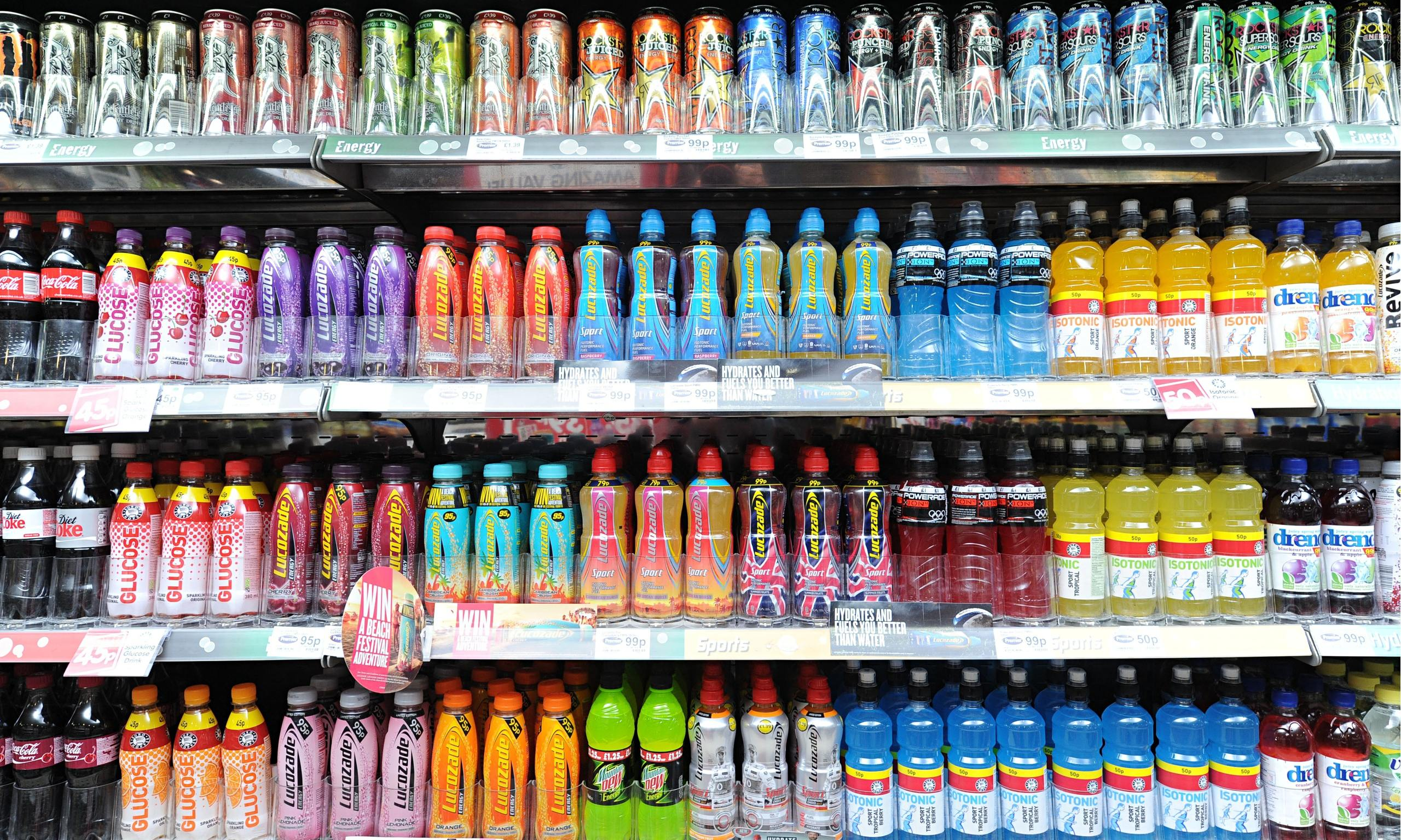 Five Great British Soft Drinks That Americans Should Try ... |Drinks From England