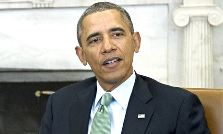 US president Barack Obama approved the Navy Seals' takeover of the Morning Glory oil tanker