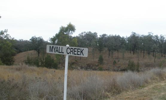 Myall creek mascarre