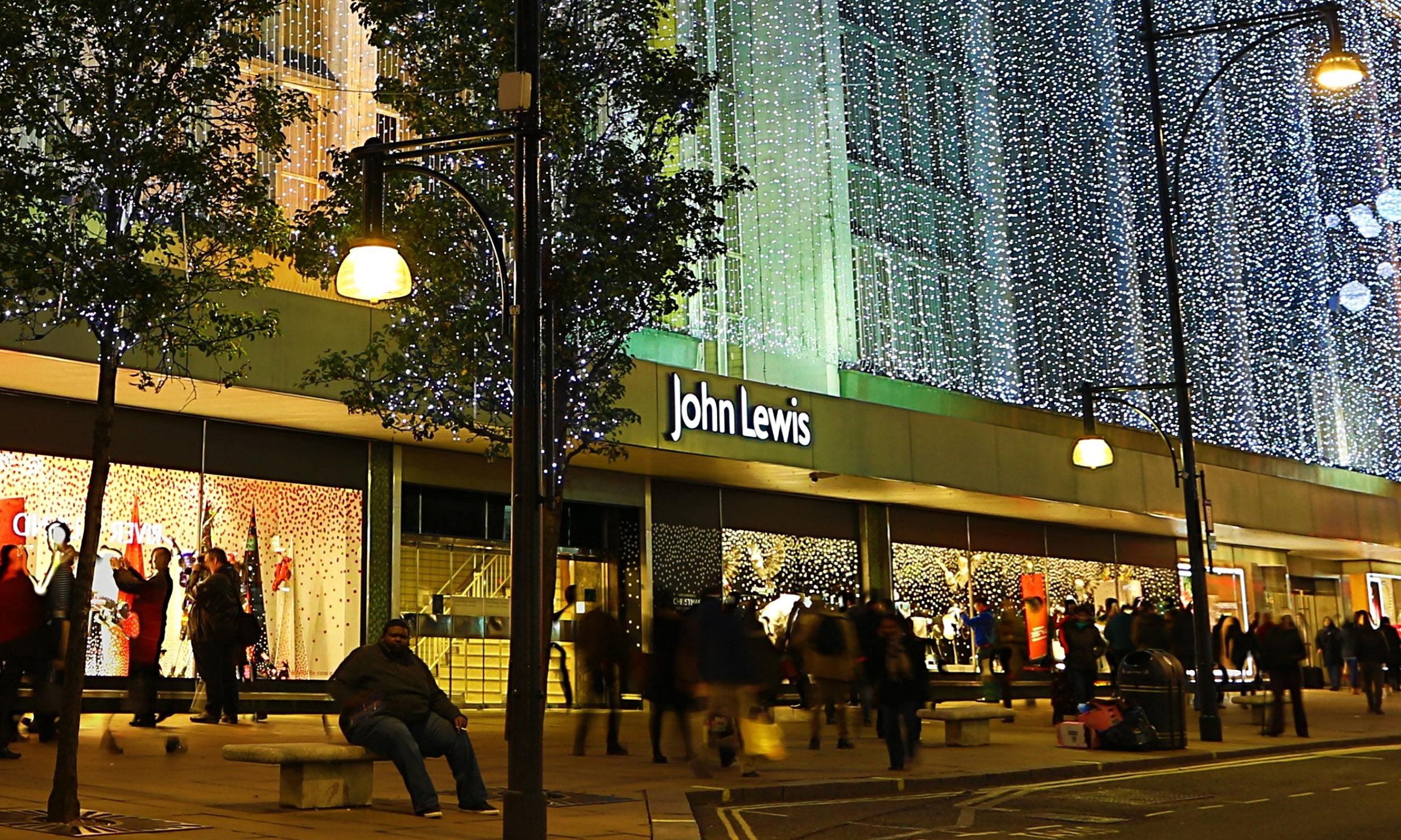John lewis travel money bureau