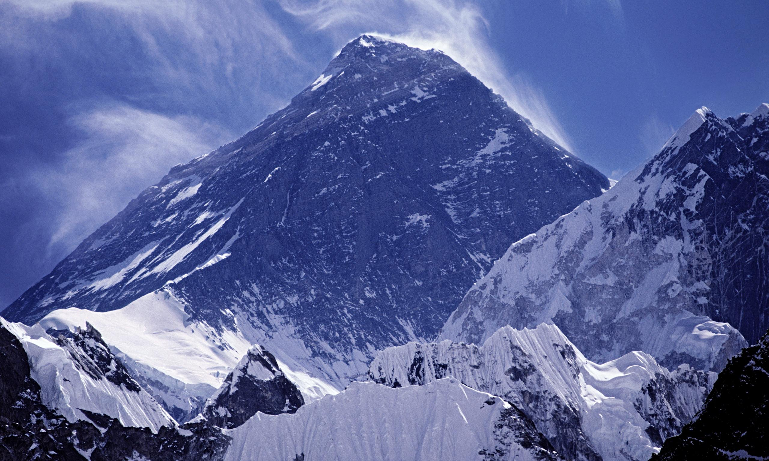 Ladders on Everest are just the latest step in our commodification of nature | Philip Hoare ...