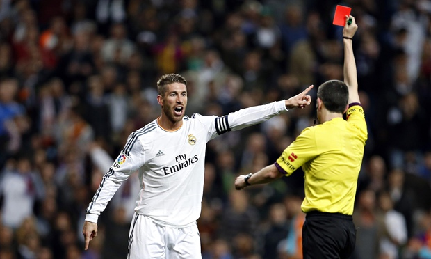 Amazing Is Sergio Ramos Even That Good Why Man United Shouldnt Buy The Short Hairstyles For Black Women Fulllsitofus