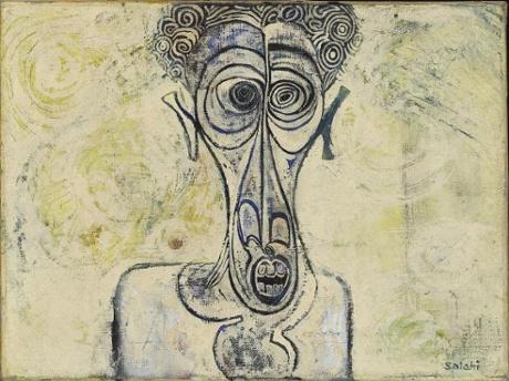 art Ibrahim El Salahi