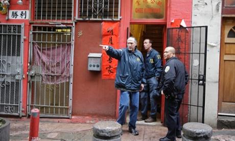 California state senator Leland Yee arrested during series ...