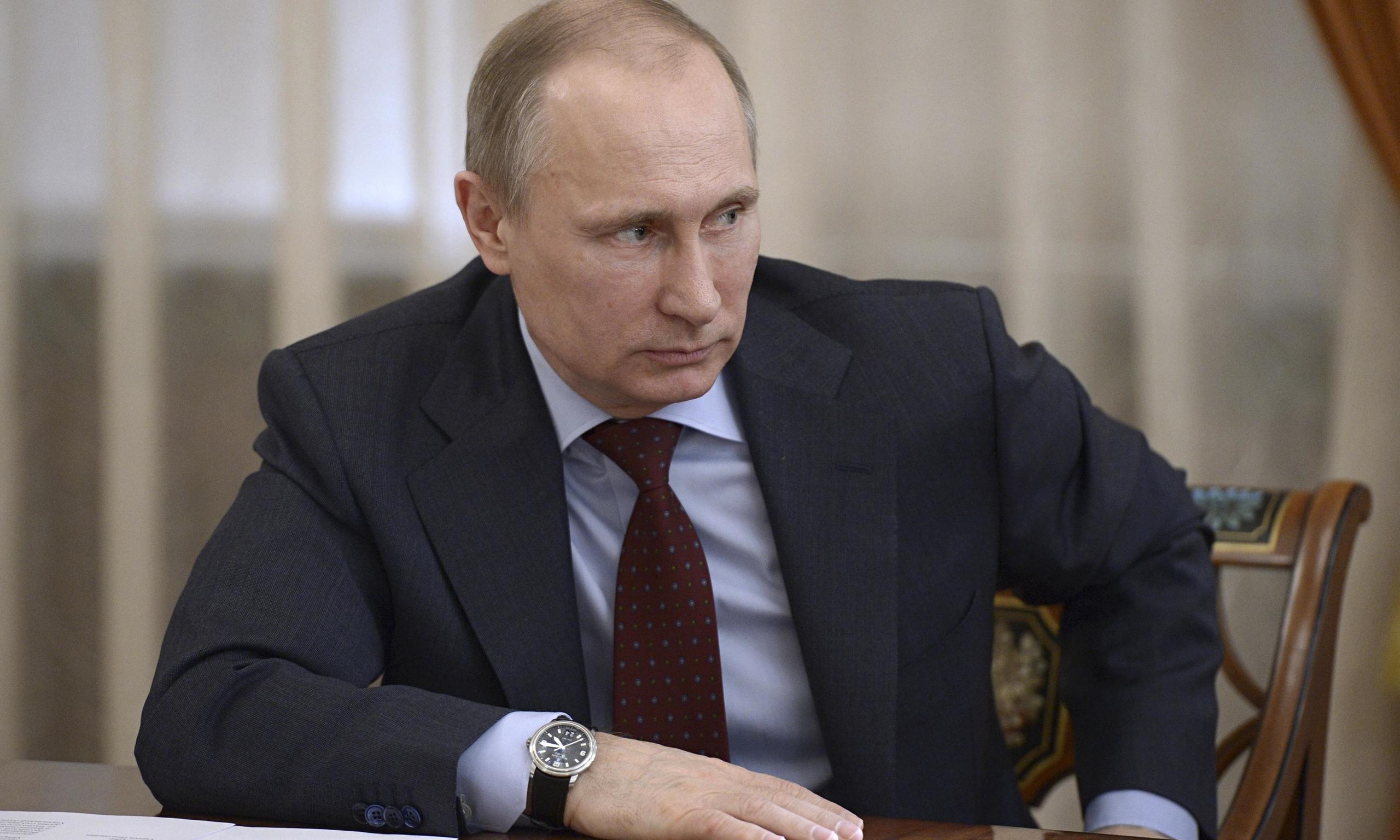 Lo que Putin no nos cuenta