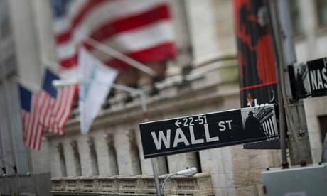 Bitcoin hits Wall Street.