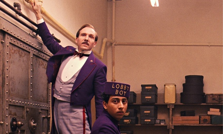 Grand Hotel Budapest Review Guardian