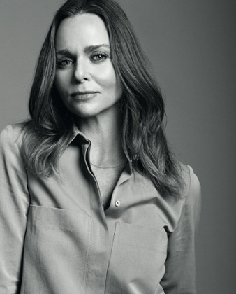 Stella McCartney, photographed for the Fashion