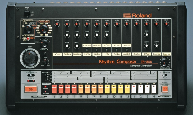 the roland tr 808 the drum machine that revolutionised music music the guardian. Black Bedroom Furniture Sets. Home Design Ideas