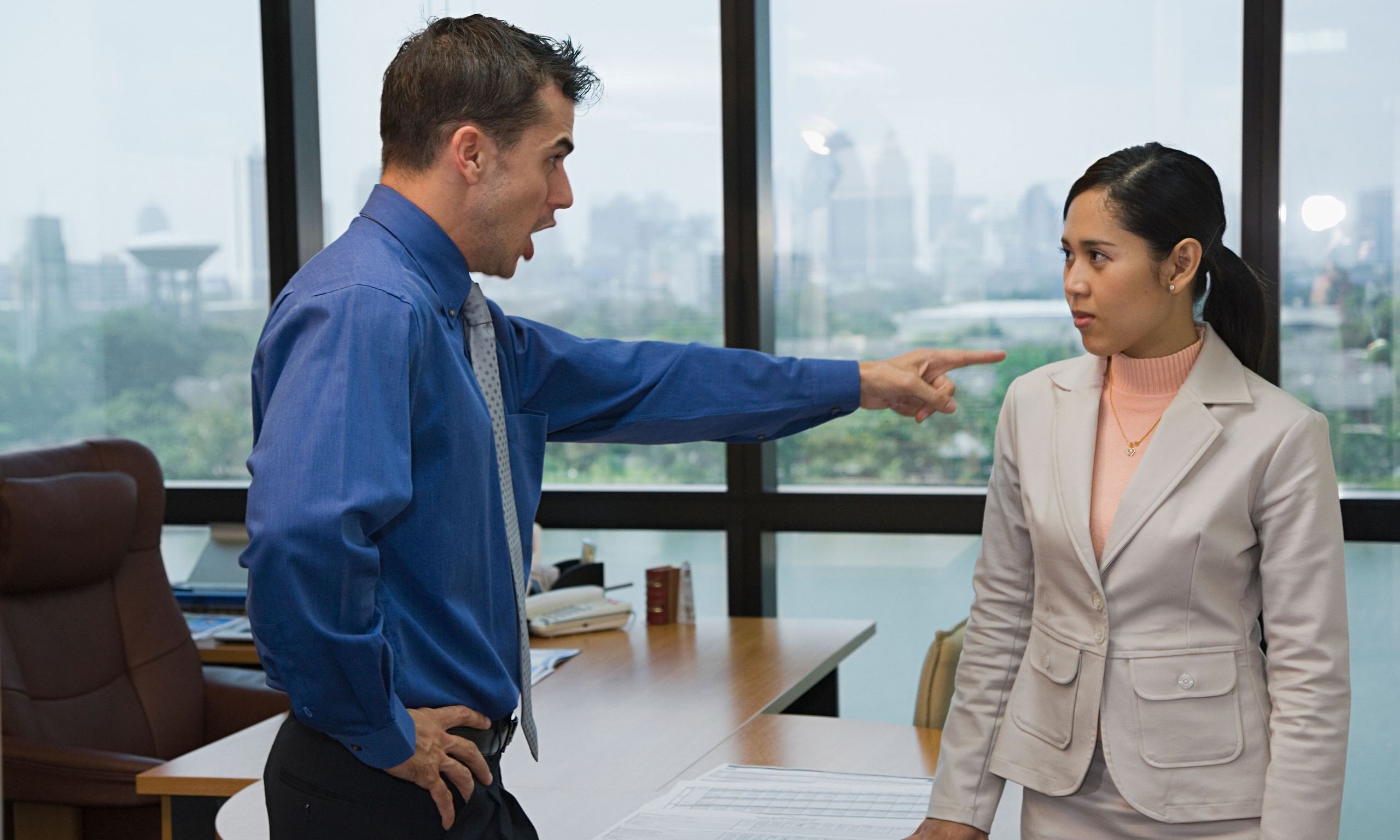 My boss fired me but the fault is mine alone do you want to know what i did - 2 7