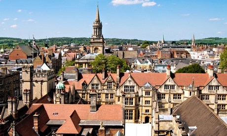 Oxford the least affordable city to buy as houses sell for 11 times local salaries
