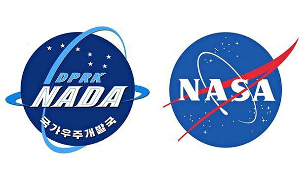 North Korea appears to ape Nasa with space agency logo ...