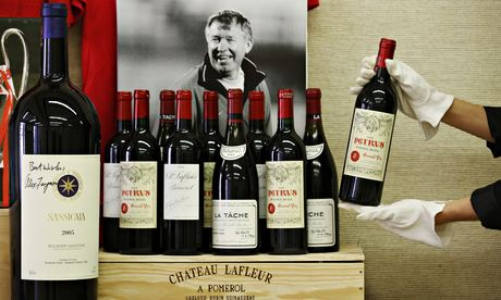 Alex Ferguson wine