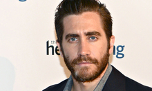 Jake Gyllenhaal at the 2013 Headstrong 'Words Of War' benefit